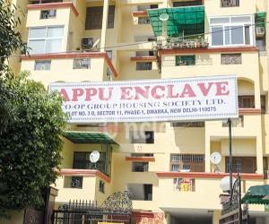Appu Enclave CGHS