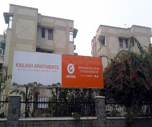 Kailash Apartment