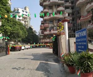Satyam Apartments