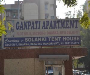 Ganpati Apartments